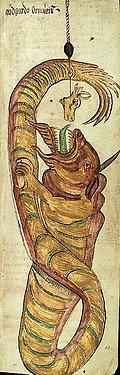 Raganrök - Midgard-Schlange