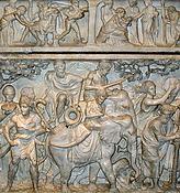 Dionysos Semele Zeus