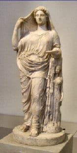 Aphrodite - Göttin der Schönheit