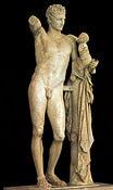 Hermes und Dionysos