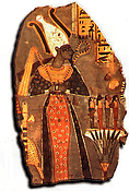 Totengott der Ägypter:Osiris
