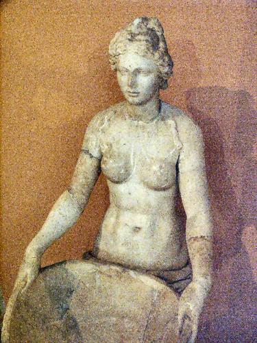 antike Götter: Aphrodite
