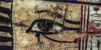 Gibt es ein Leben nach dem Tod? Das schützende Auge des Horus.