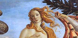 Aphrodite Geburt