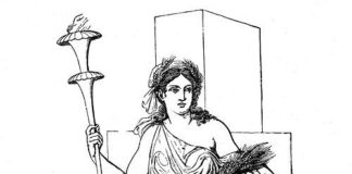 Demeter Göttin