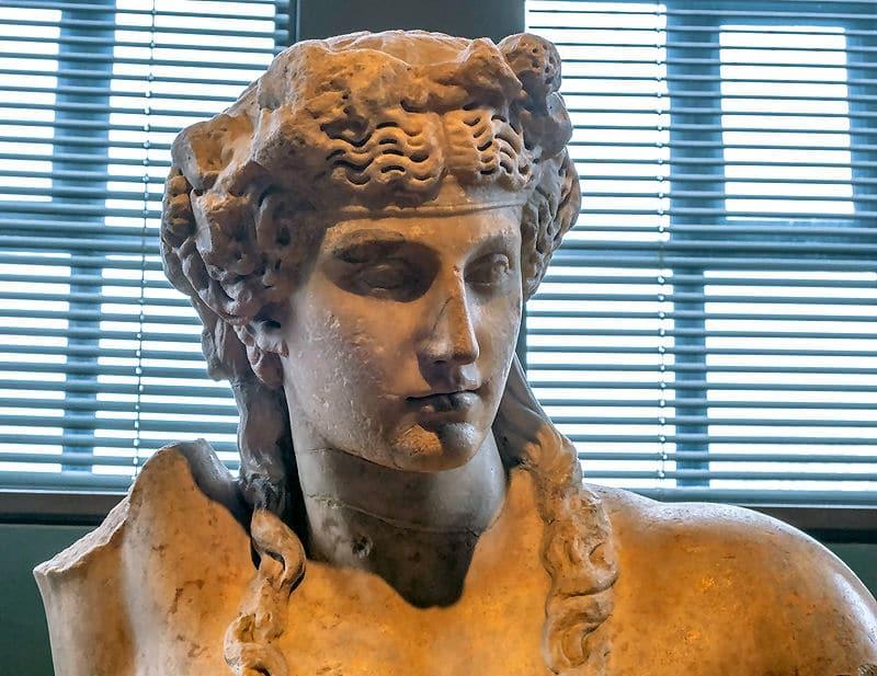 Dionysos Skulptur in Toronto