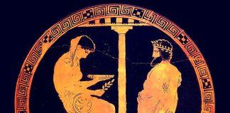 Die Götter Griechenlands - das Orakel der Pythia
