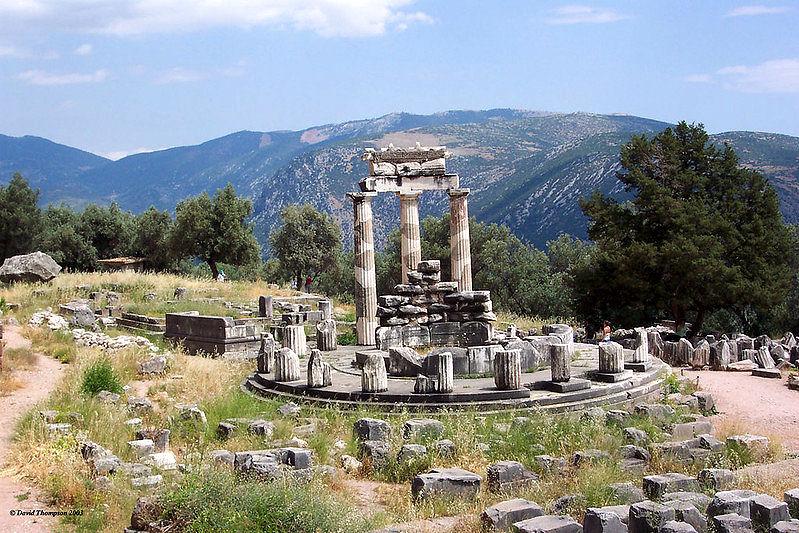Heiligtum der Athene