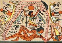 Götter erschaffen sich selbst - ägyptische Schöpfergötter