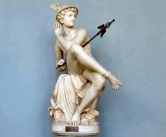 Hermes Gott des Reisens