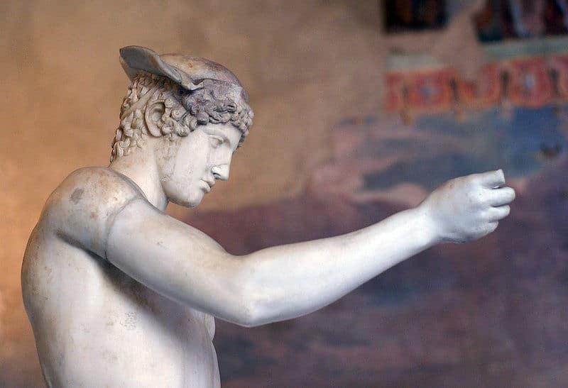 Hermes der gewitzte Götterbote