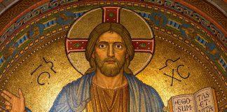 Jesus - Mensch gewordener Gott im Christentum