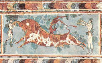 Labyrinth Knossos - Stier Ritus, Spiele