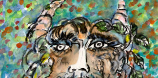 Der Gott Pan und die Panflöte