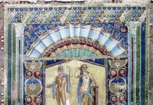 Poseidon und Amphitrite