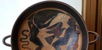 Prometheus, der Adler und der Titan Atlas
