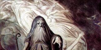 Die Seele nach dem Tod ist bei den alten Griechen ein Schatten.