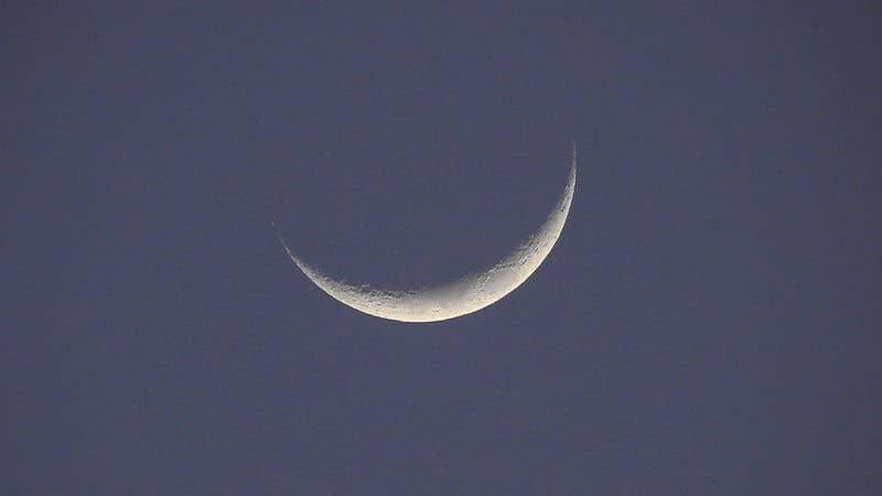 Selene - der Mond, die Mondgöttin der Griechen, ist eine Titanide.
