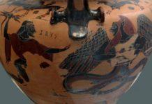 Griechische Götter: Typhon und Zeus