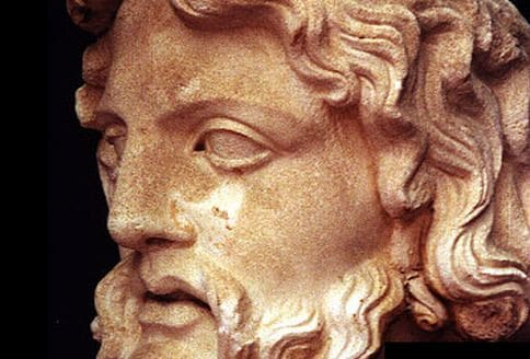 Der Göttervater der Griechen