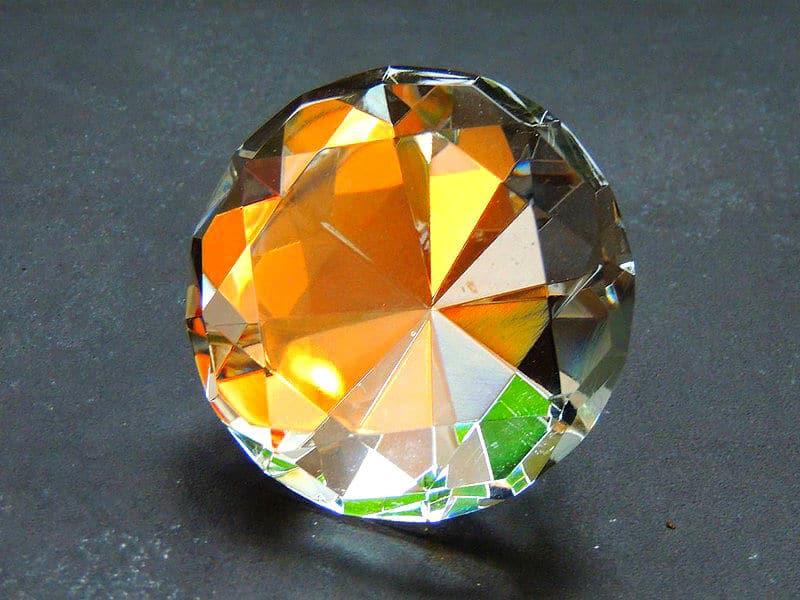 Die Bedeutung von Diamanten ist vielfältig und widersprüchlich. Aber faszinierend sind sie.