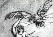 Goethe Prometheus - Auf der Schwelle zwischen Leben und Tod