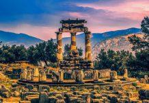 Götter-Spiel Orakel von Delphi