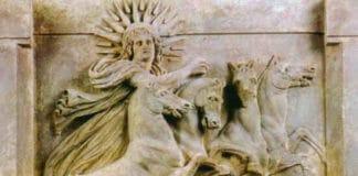 Helios Sonnengott