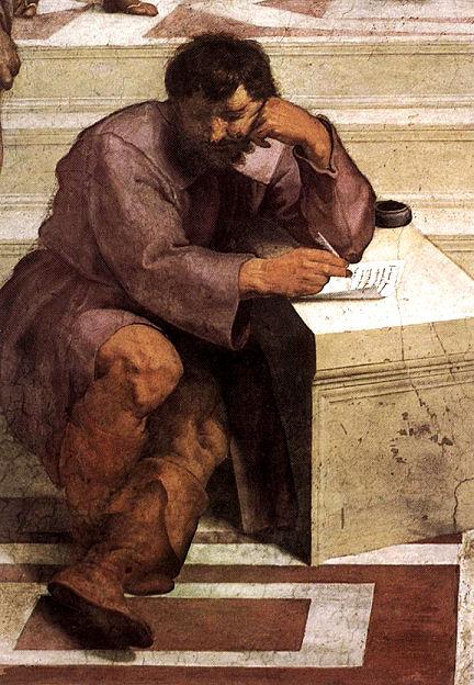 Der Vorsokratiker Heraklit war der erste Philosoph des ständigen Wandels.