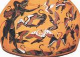 Herakles Taten 6-11: Styphalische Vögel bis Kerebos: Stymphaliden