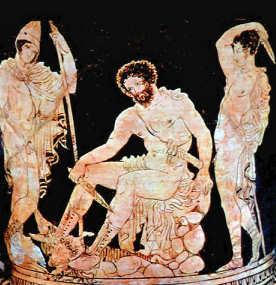 Die Abenteuer des Odysseus: Am Eingang des Hades