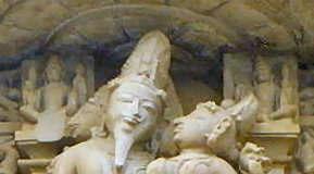 Brahma und Sarasvati