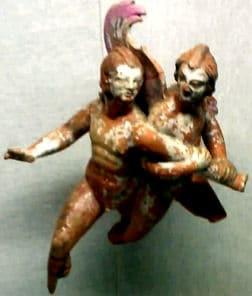 Gott Eros in vielen Gestalten: Eros und Anteros