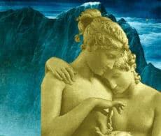 Eros - der Gott der Liebe und seine Psyche