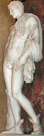 Hermes - Gott der Magier, der Kaufleute und der Diebe
