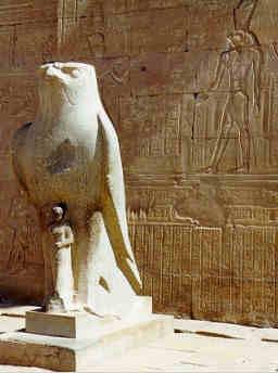 höchster ägyptischer Gott: Horus
