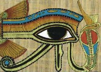 Horus - das (linke) Horus-Auge