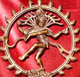 Götternamen: Shiva Nataraja