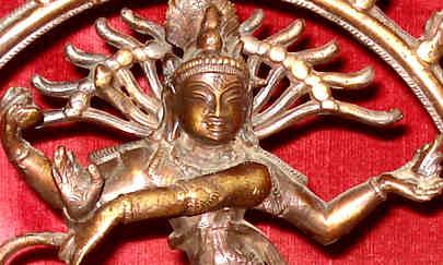 Hindusimus Götter: Shiva Nataraja
