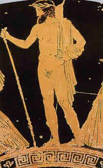 Griechische Götter: Hephaistos, der Gott des Feuers