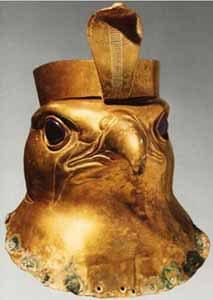 Horus - der Gott mit dem Falkenkopf