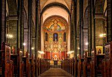 monotheistische Religion Christentum Kirche