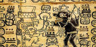 Der Rauch des Opferfeuers verbindet Menschen mit Göttern - Rituale der Mayas, Azteken und Inkas.