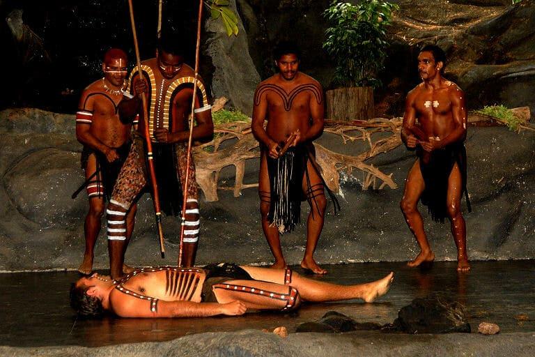 Die Geschichte von Tattoos begann wohl unabhängig voneinander in verschiedenen Gegenden der Erde.
