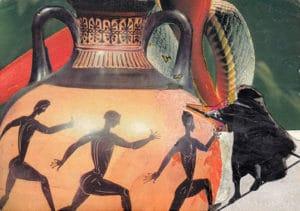 Olympische Spiele zu Ehren der Götter