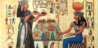 Schönheitsideale im Wandel der Zeit - Im alten Ägypten