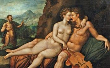 Apollon und Aphrodite