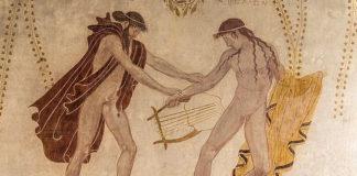 Schicksal oder Zufall - Hermes und Apollon
