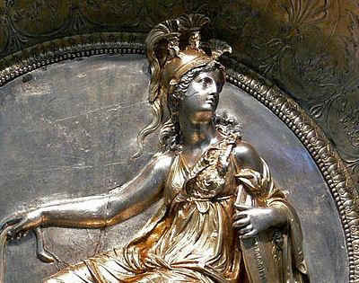 Athene - griechische Göttin der Weisheit