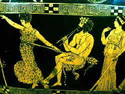 Der Gott Dionysos